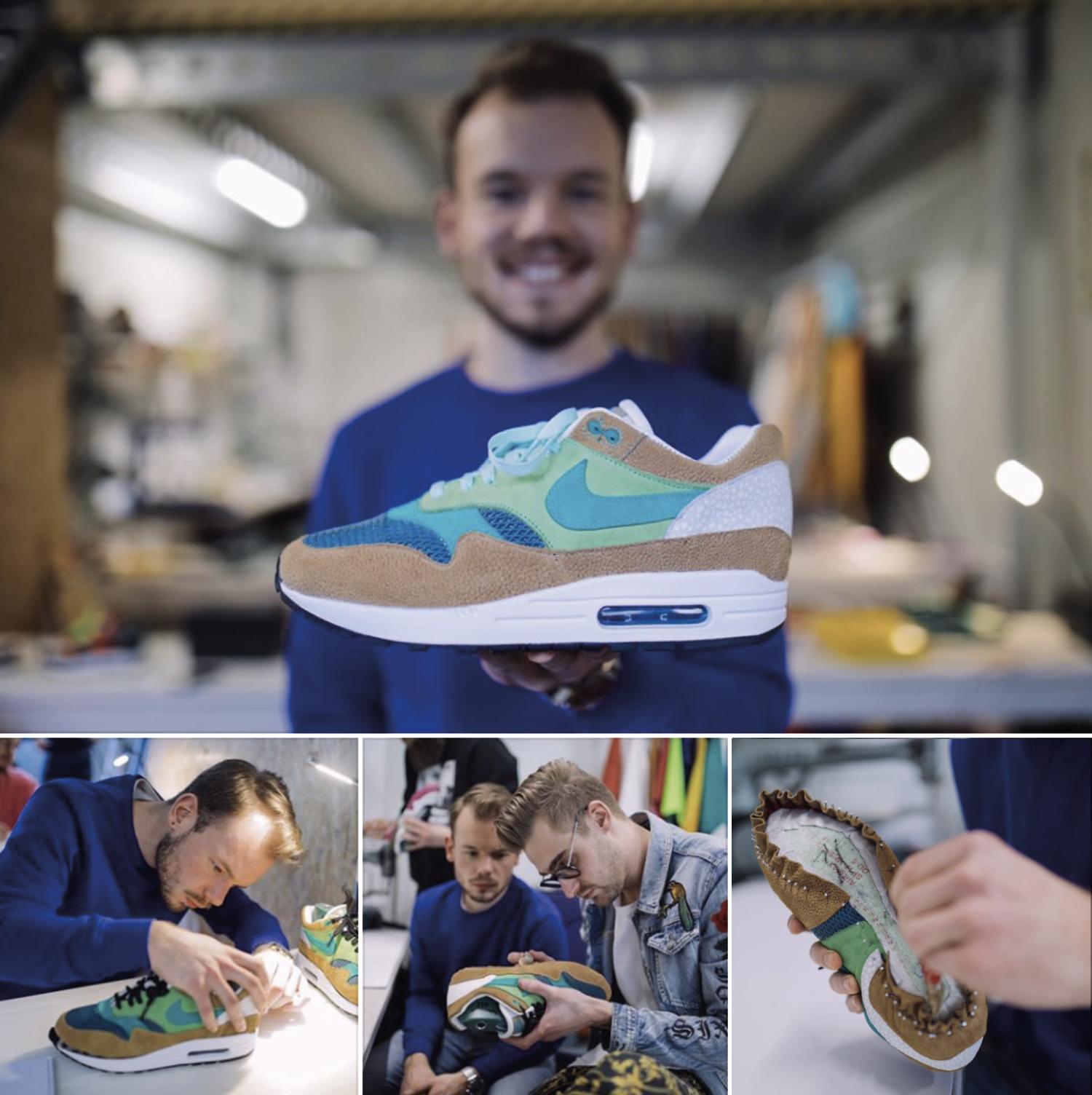 Student work reviews Sneakersschool