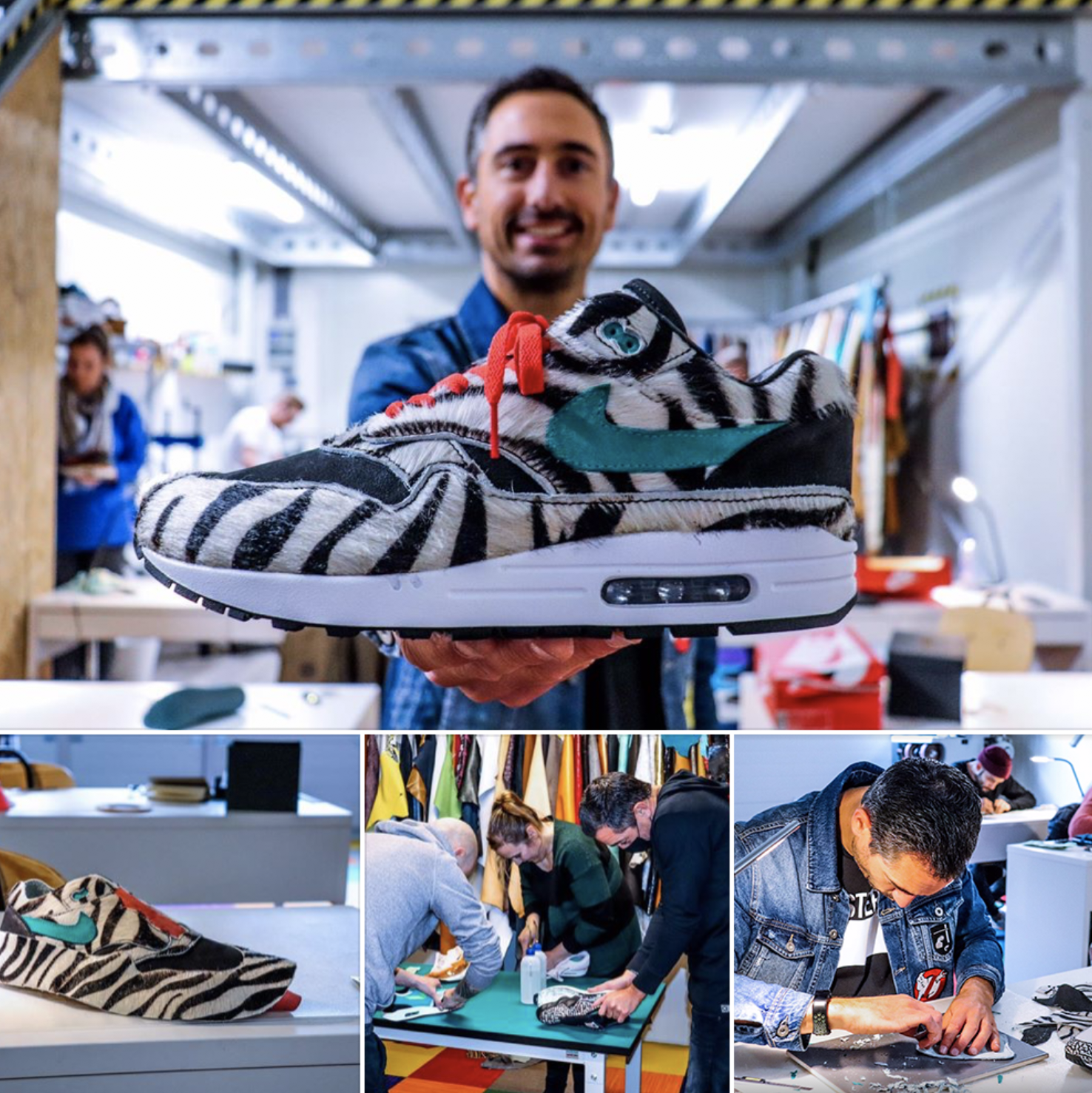 Student work reviews Sneakersschool